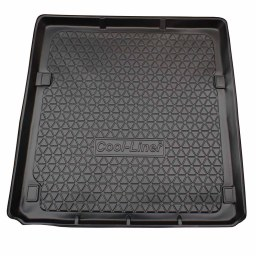 Mercedes-Benz E-Class estate (S211) 2002-2009 trunk mat anti slip PE/TPE (MB7EKTM)