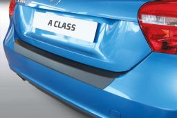 Mercedes-Benz A-Class (W176) 2012-> 5-door hatchback rear bumper protector ABS (MB8AKBP)