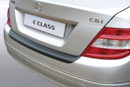 Mercedes-Benz C-Class (W204) 2007-2011 4-door saloon rear bumper protector ABS (MB9CKBP)