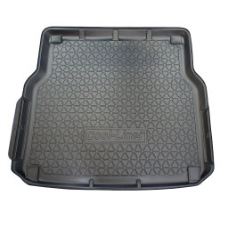 Mercedes-Benz C-Class estate (S204) 2007-2014 trunk mat anti slip PE/TPE (MB9CKTM)