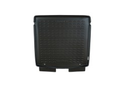 Example - Carbox trunk mat PE rubber Mitsubishi Outlander III Black