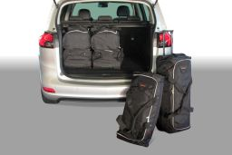 Opel Zafira Tourer C 2011-heden Car-Bags set