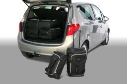 Opel Meriva B 2010-2017 Car-Bags set