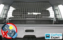 Opel Zafira B 2005-2011 dog guard / Hundegitter / hondenrek / grille pare-chien (OPE1ZADG)