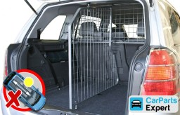 Opel Zafira B 2005-2011 cargo divider / Trenngitter / scheidingsrek / grille de division pour coffre (OPE1ZADGD)