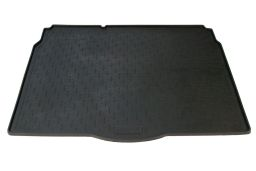 Opel Astra J 2009-2015 5-door hatchback Travall trunk mat anti-slip Rubbasol rubber (OPE2ASTR) (1)