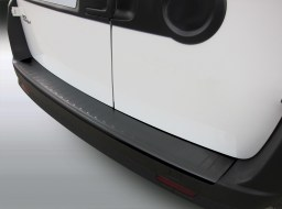 Opel Combo D 2011- rear bumper protector ABS (OPE2CMBP)