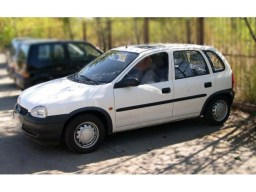 Opel Corsa B '93-'00 side protection set_product
