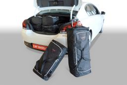Peugeot 508 2011-heden 4d Car-Bags set