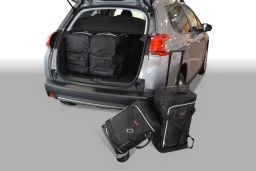 Peugeot 2008 2014-heden Car-Bags set