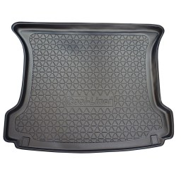 Peugeot 308 I Break 2008-2013 trunk mat anti slip PE/TPE (PEU238TM)