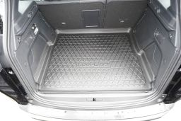 Boot mat Peugeot 3008 II 2019-> 5-door hatchback Cool Liner anti slip PE/TPE rubber (PEU530TM) (1)
