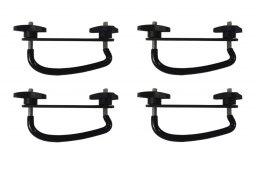 Whispbar U-Bolt Fitting Kit (RRA1UB)