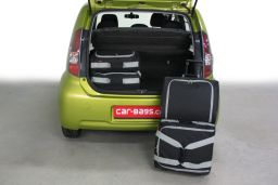 Subaru Justy IV (M300F) 2007-2011 5d Car-Bags set