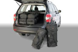 Subaru Forester (SJ) 2013-heden Car-Bags set
