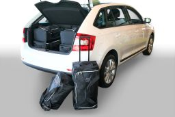 Skoda Rapid Spaceback (NH1) 2013-heden 5d Car-Bags set