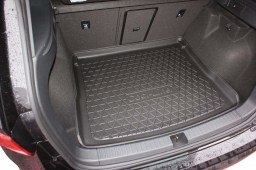 Seat Ateca 2016- trunk mat anti slip PE/TPE rubber (SEA1AATM)
