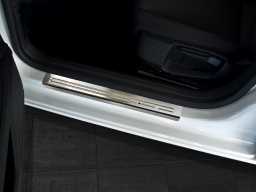Seat Leon ST (5F) 2014- entry guard set 4 pcs (SEA2LEEG)