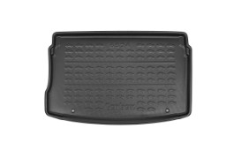 5D Element EXP.NLC.44.03.B11 Tailored Custom Fit Rubber Boot Liner Protector Mat-SEAT Ibiza 3D Black Hatchback 2008-2017