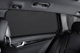 Seat Leon (1P) 2009-2012 5-door hatchback Car Shades car window shades set (1)