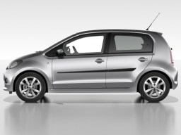 Volkswagen up! '12- 5d side protection set