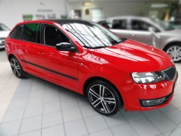 Skoda Rapid Spaceback '13- side protection set