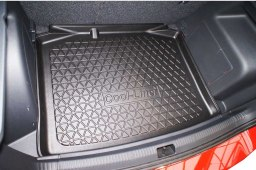 Skoda Rapid Spaceback (NH1) 2013- 5d trunk mat anti slip PE/TPE (SKO2RATM)