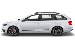 Skoda Octavia III Combi '13- side protection set