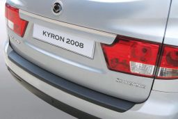 SsangYong Kyron 2 2007-> rear bumper protector ABS (SSY3KYBP)