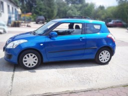 Suzuki Swift '10- side protection set