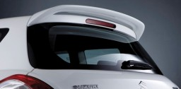 Suzuki Swift (FZ-NZ) 2010- 3d & 5d roof spoiler (SUZ4SWSU)
