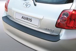 Toyota Auris I 2006-2010 3 & 5-door hatchback rear bumper protector ABS (TOY12AUBP)