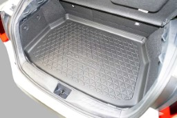 Boot mat Toyota C-HR 2019->   Cool Liner anti slip PE/TPE rubber (TOY2CHTM) (1)