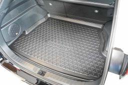 Toyota RAV4 IV Hybrid 2013-heute Gummi-Kofferraumwanne Gummi-Kofferraummatte