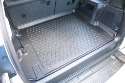 Kofferraumwanne Anti-Rutsch für Toyota Land Cruiser J120 120 5-Tür 5-Sitzig