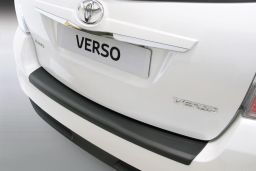 Toyota Verso I 2012-> rear bumper protector ABS (TOY6VEBP)