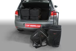 Volkswagen Golf VI (5K) 2008-2012 3/5d Car-Bags set