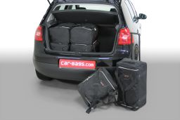 Volkswagen Golf V (1K) 2003-2008 3/5d Car-Bags set