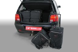 Volkswagen Golf IV (1J) 1997-2003 3/5d Car-Bags set