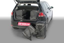 Volkswagen Golf VII (5G) 2012-heden 3/5d Car-Bags set