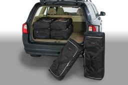 Volvo V70 (P24) 2007-2016 Car-Bags set