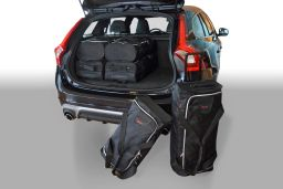 Volvo V60 2010-heden Car-Bags set