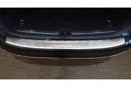 Volvo V90 II 2016-> wagon rear bumper protector stainless steel (VOL1V9BP) (3)