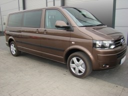P//S Volkswagen Transporter T5 2003-chargement latéral Porte Inférieur Rouleau bordure