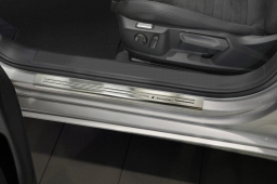 Volkswagen Passat (B8) Variant 2014- entry guard set 4 pcs (VW10PAEG)