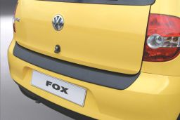 Volkswagen Fox 2004-2011 3-door hatchback rear bumper protector ABS (VW1FOBP)