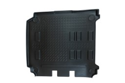 Example - Carbox trunk mat PE rubber Volkswagen Transporter T6 Black