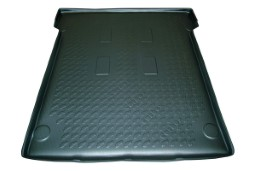 Example - Carbox trunk mat PE rubber Volkswagen Transporter T5 Black