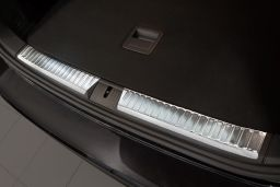 Volkswagen Passat Variant (B8) 2014-present trunk entry cover stainless steel (VW40PABP)