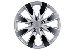 Arkansas wheel cover set 15 inch - Radkappensatz 15 Zoll - wieldoppenset 15 inch - Jeu d'enjoliveurs 15 pouces (WHC013-15)